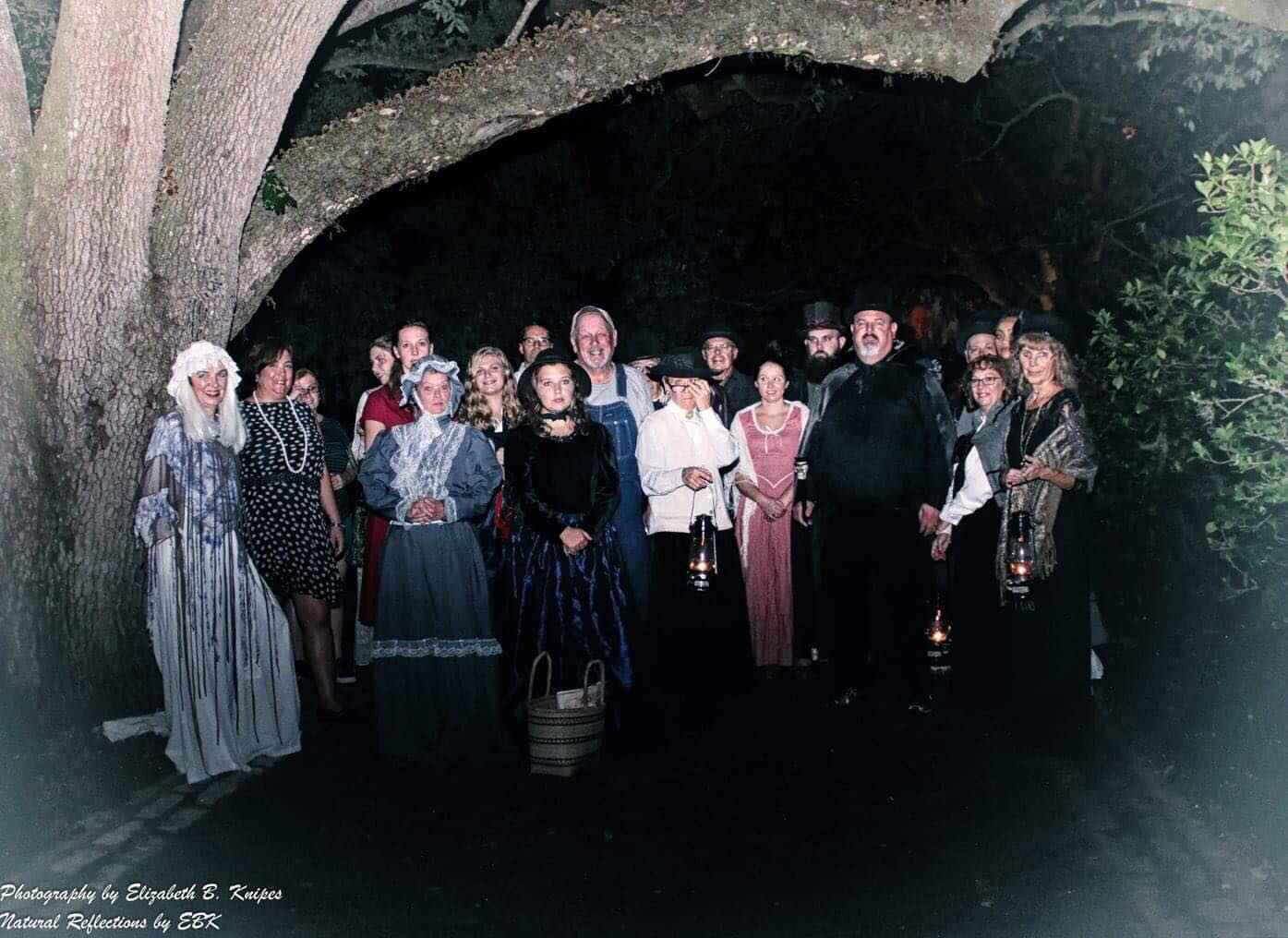 2019 Conway Ghost Walk