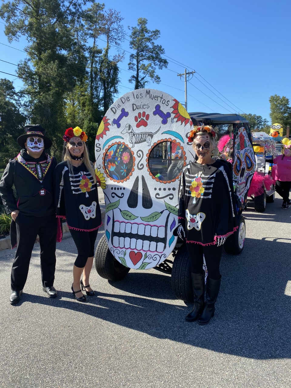 Read more about the article 2021 Halloween Golf Cart Parade