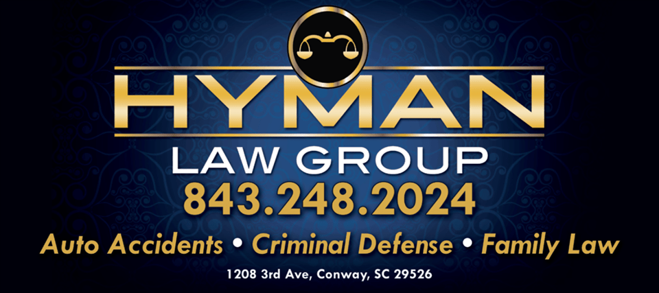 Hyman Law logo