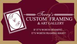 Terry's Custom Framing