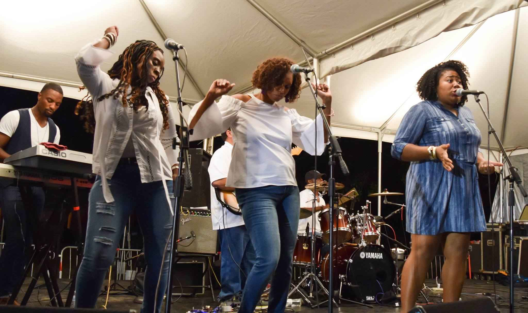 2021 Groovin' on the Green